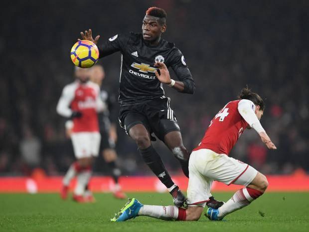 Pogba và những sự vắng mặt đáng tiếc tại Derby Manchester - Bóng Đá