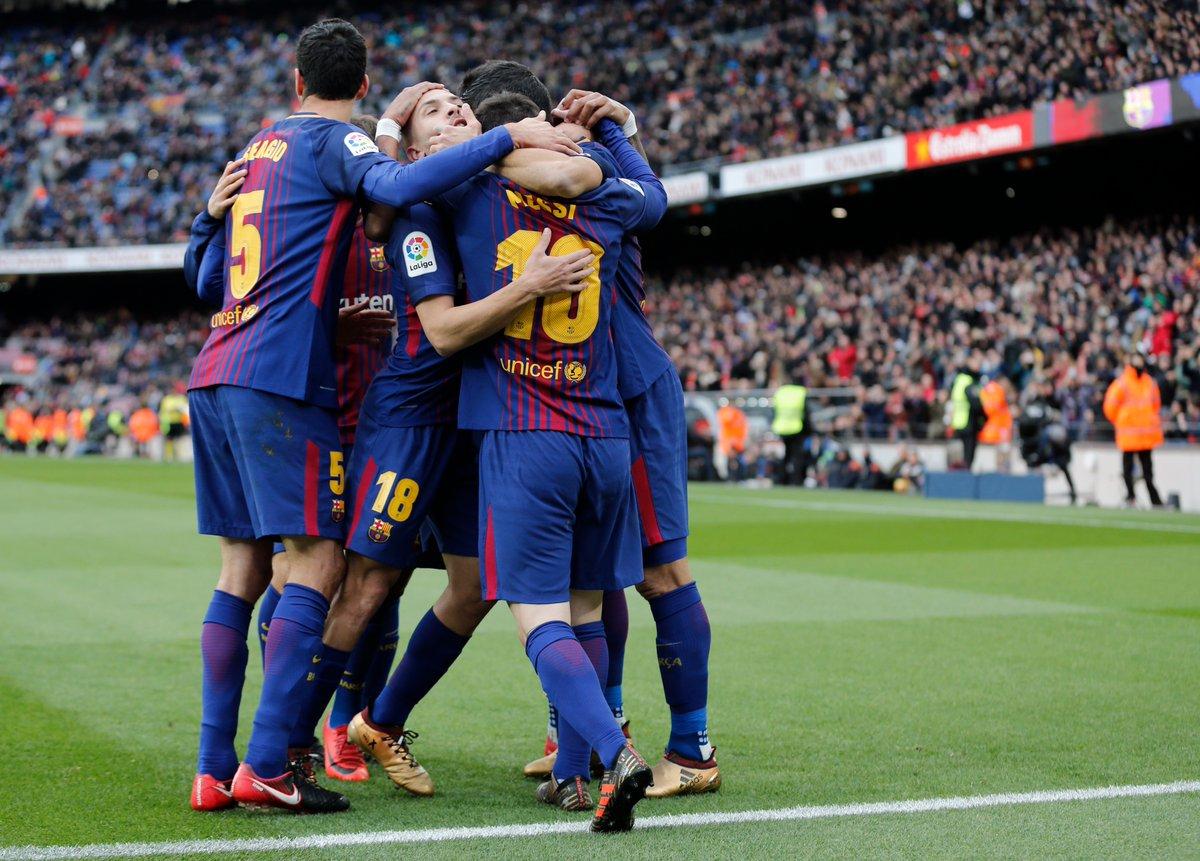 Đánh bại Villarreal, Barcelona đang sở hữu chuỗi bất bại cực khủng - Bóng Đá