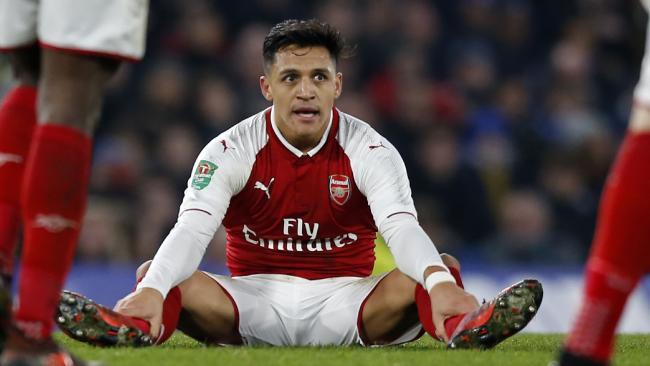 Chuyển nhượng Anh ngày 13/01: Trái tim Sanchez không dành cho màu đỏ - Bóng Đá