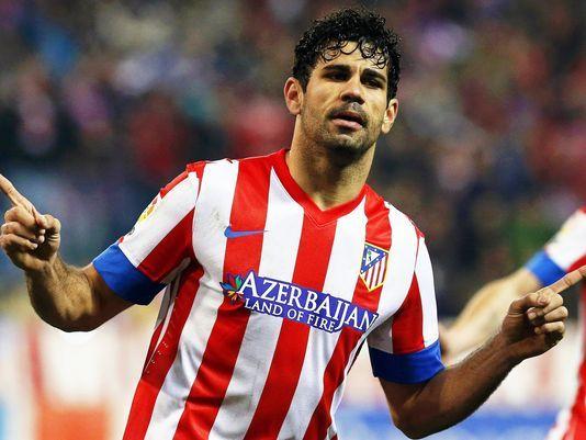 Doanh thu bán vé của Atletico tăng mạnh từ ngày Costa trở lại - Bóng Đá