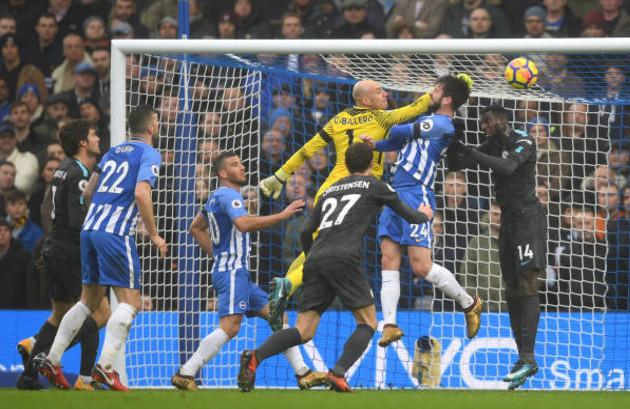 TRỰC TIẾP Brighton 0-2 Chelsea: Hazard và Willian liên tiếp lập công (Hiệp 1) - Bóng Đá
