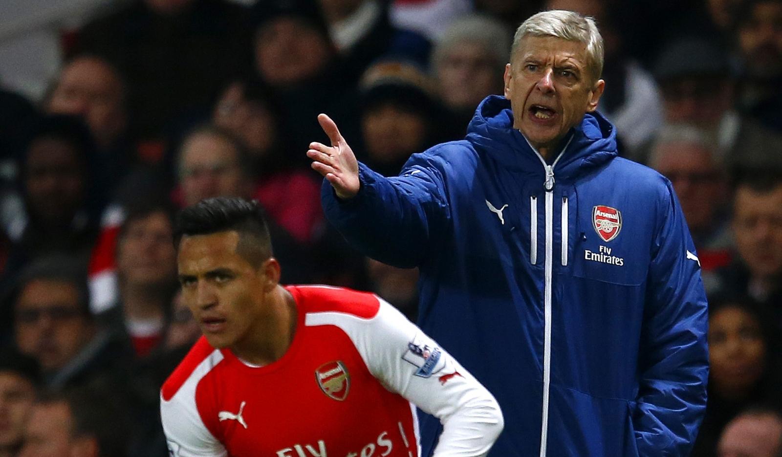 Tới lúc này, Wenger vẫn chưa hiểu tại sao Sanchez muốn đi - Bóng Đá