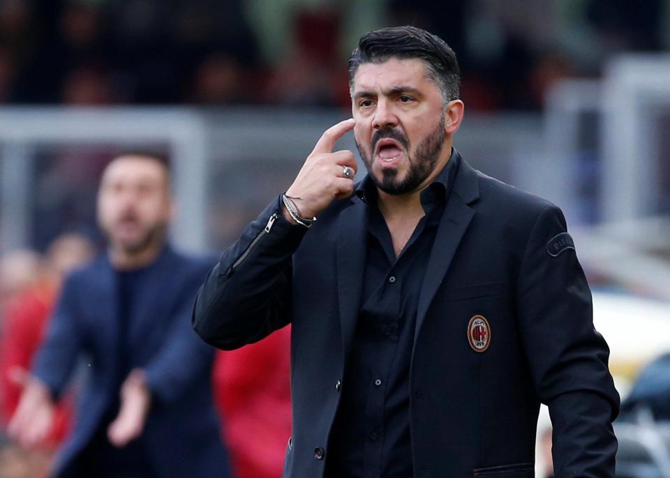 Tương lai trong 10 năm tới, Milan đặt cả vào Gattuso - Bóng Đá