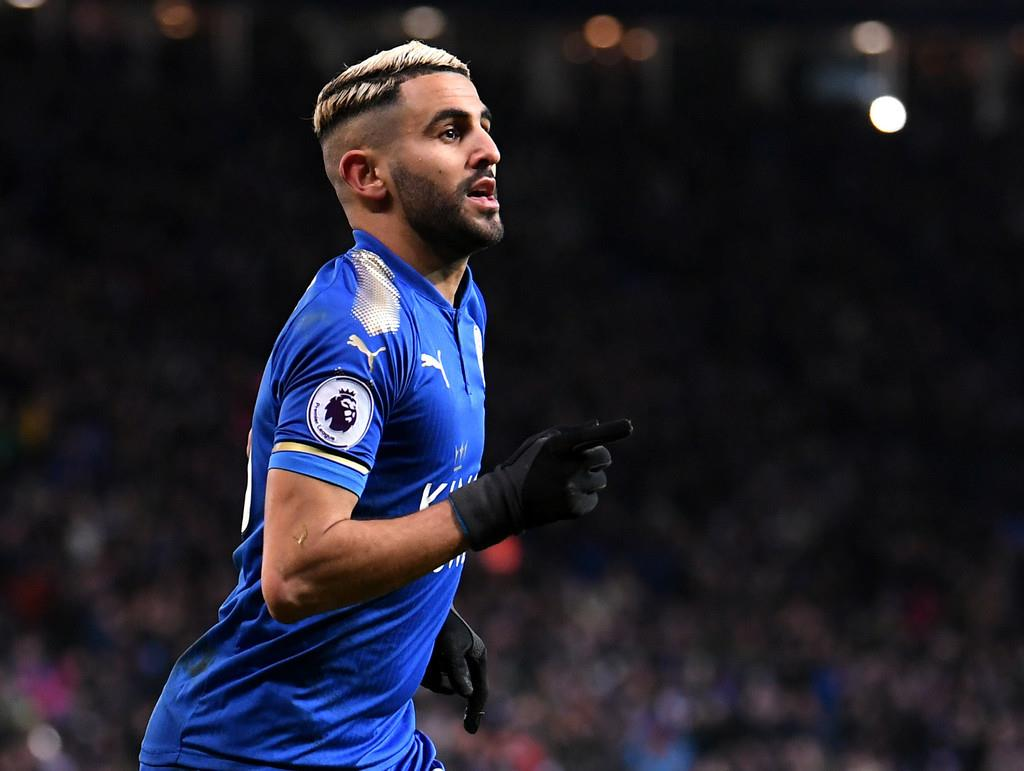Không thể đến Man City, Mahrez tiếp tục chơi trò mất tích với Leicester - Bóng Đá