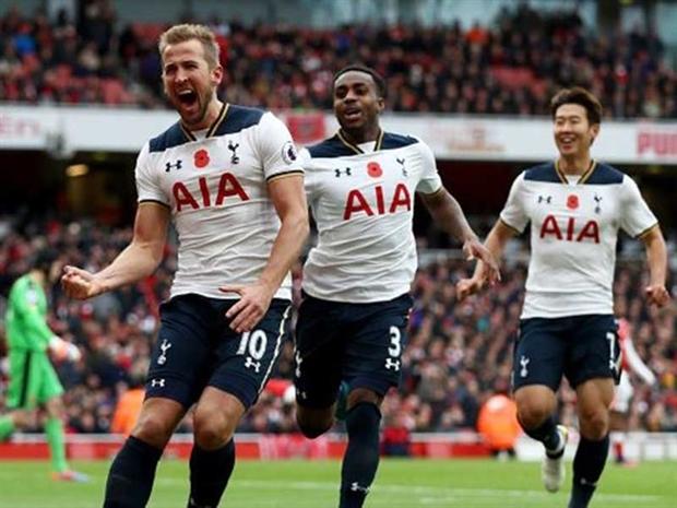 Giành nhiều điểm nhất tại vòng bảng CL: Bất ngờ Tottenham - Bóng Đá