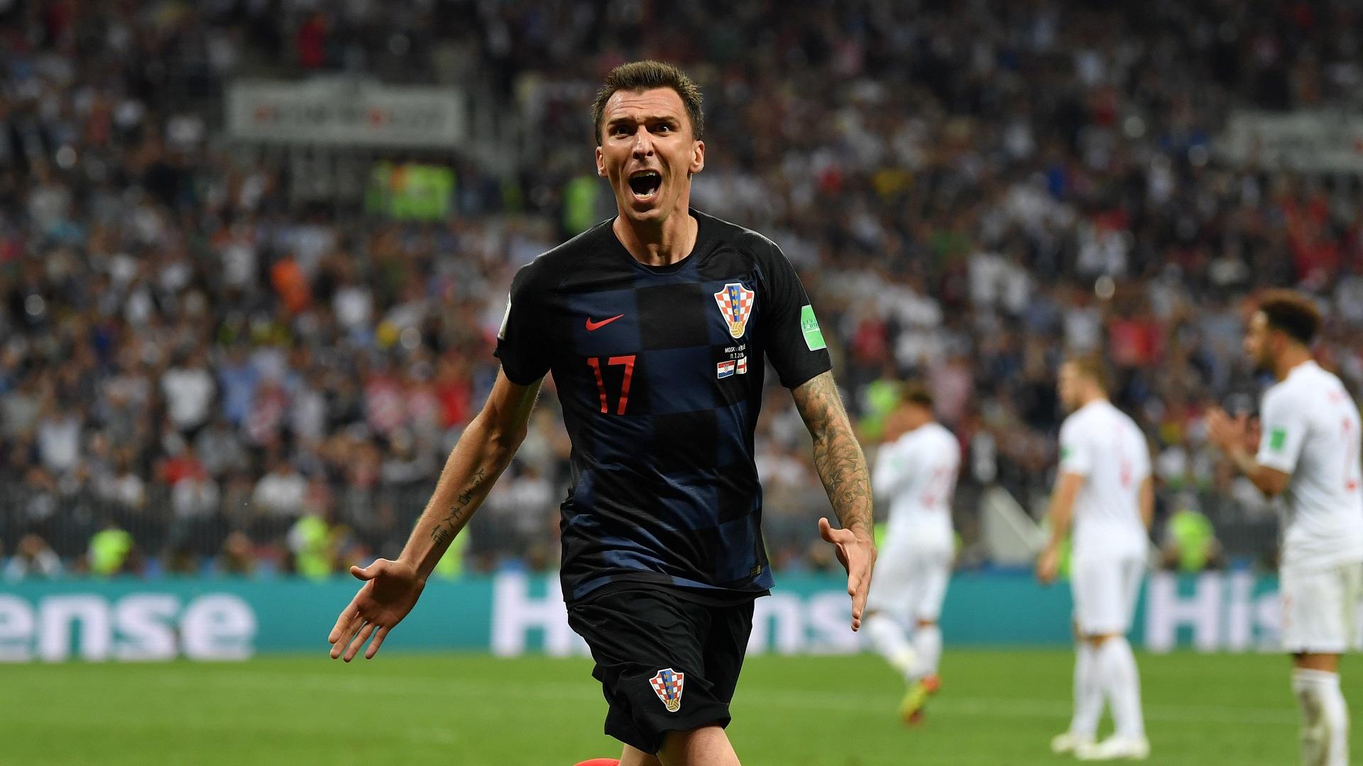 CHÍNH THỨC: Mandzukic giã từ tuyển Croatia - Bóng Đá