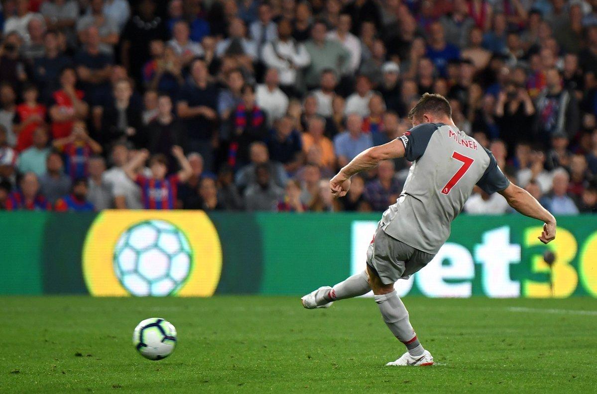 Milner lại ghi bàn, tấm gương dành cho Messi - Bóng Đá