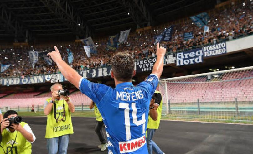 Lại tung chiêu cũ, Napoli quyết không để Juventus bỏ rơi - Bóng Đá