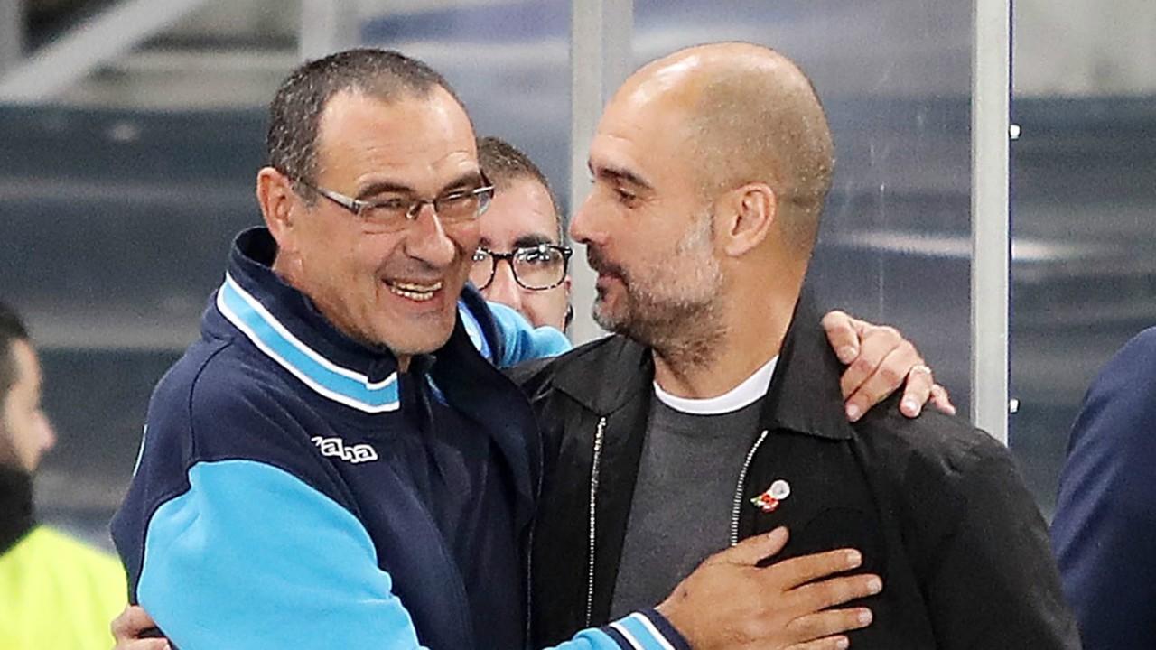 'Với Sarri, Chelsea cũng đang có một Guardiola' - Bóng Đá