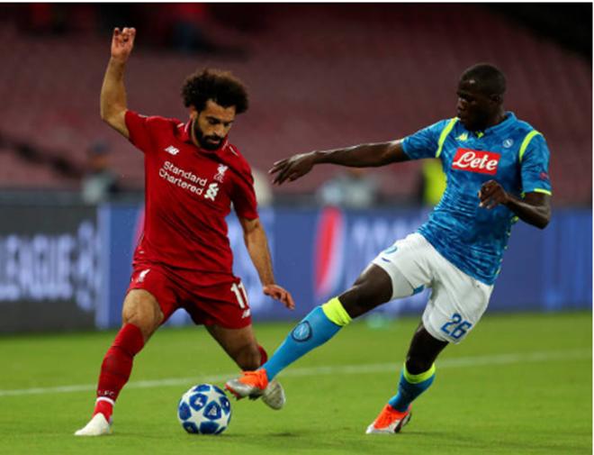 Không sút trúng mục tiêu suốt cả trận, báo động đỏ dành cho Liverpool - Bóng Đá