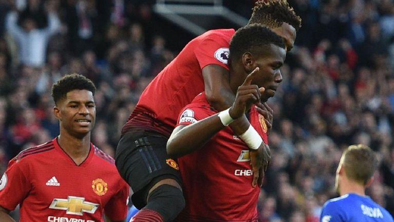 Thống kê: Pogba thật sự rất quan trọng với Mourinho - Bóng Đá
