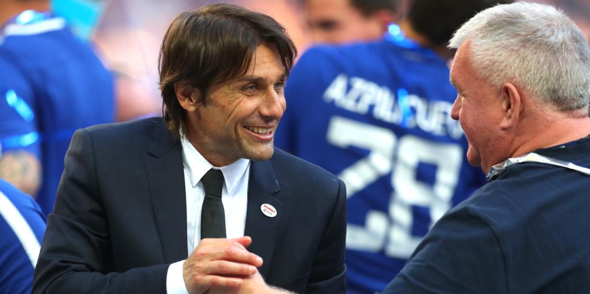 Real Madrid vào cuộc, Serie A khó lòng tái ngộ Conte - Bóng Đá