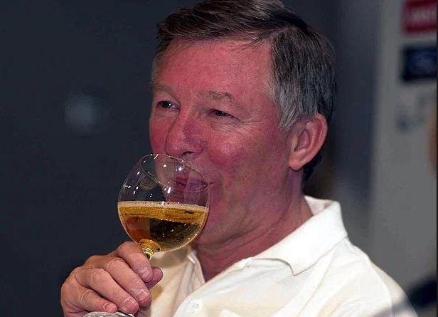 Có 800 chai rượu quý, vì sao Sir Alex không dám đụng vào? - Bóng Đá