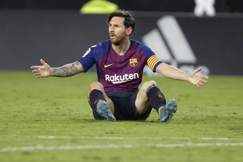Nóng: Barelona phủ nhận việc muốn gia hạn với Messi - Bóng Đá