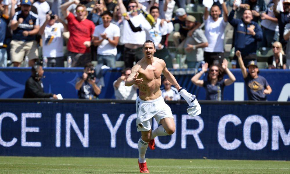 Ibrahimovic chính thức được vinh danh tại MLS - Bóng Đá