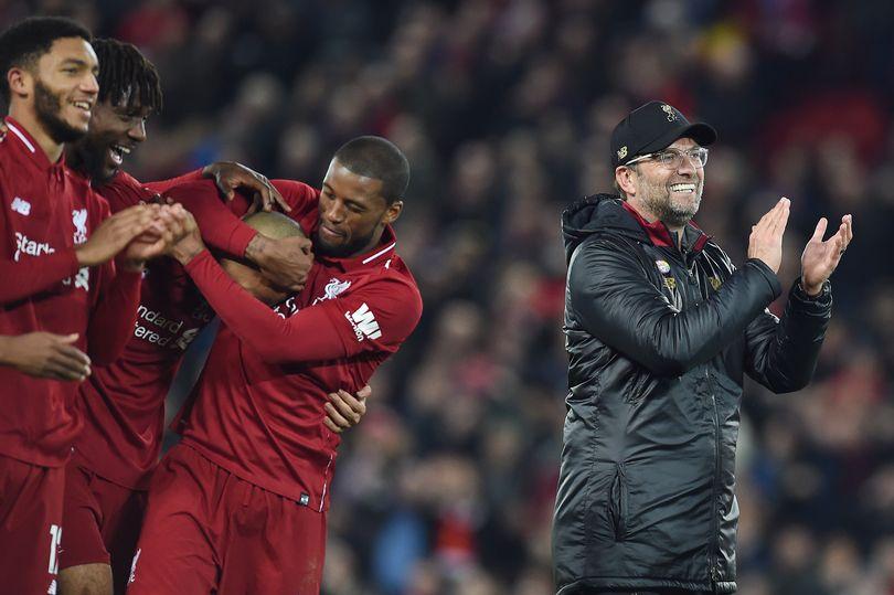 Klopp 'cạn lời' vì 2 ngôi sao của Liverpool - Bóng Đá