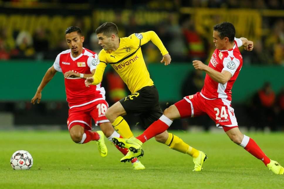 Chelsea chính thức hỏi mua Pulisic, Dortmund chốt giá - Bóng Đá