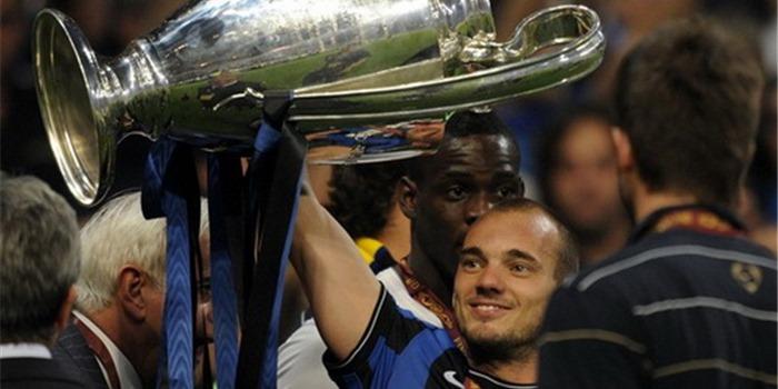 Modric lên ngôi, vậy còn Sneijder? - Bóng Đá