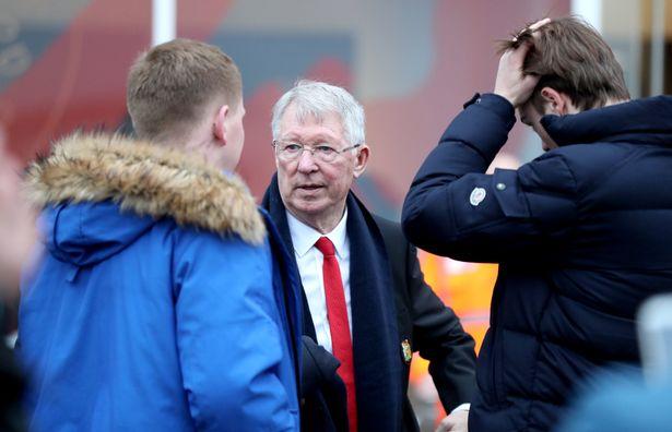 SỐC: Sir Alex bị cấm đến xem Man Utd thi đấu - Bóng Đá