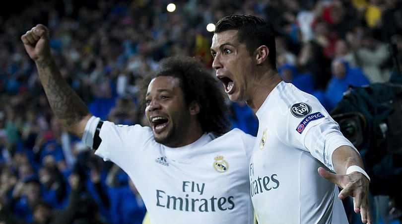 Ronaldo nhận lời phũ phàng từ bạn thân - Bóng Đá