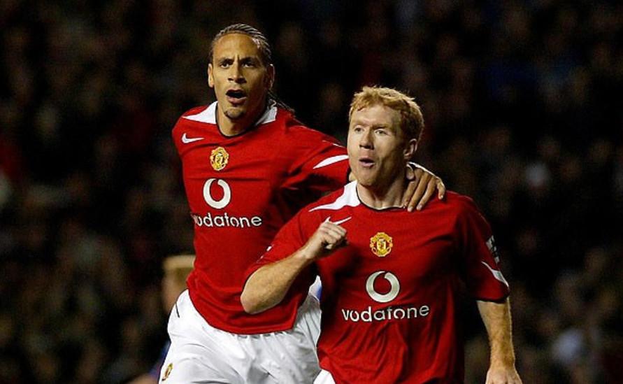 Sốc: Scholes không ủng hộ Ferdinand làm giám đốc Man Utd - Bóng Đá