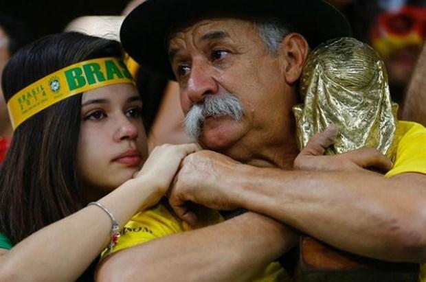 Góc hoài niệm: Brazil và nỗi nhục quốc thể trước người Đức - Bóng Đá