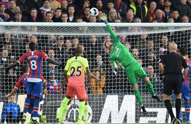 Những thống kê không tưởng trận Man City - Crystal Palace - Bóng Đá