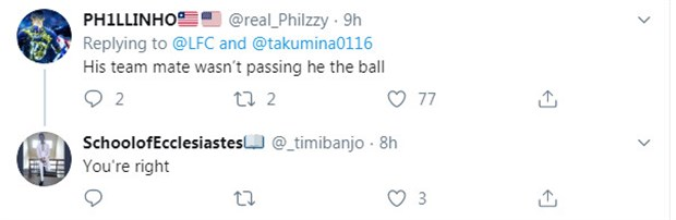 CĐV Liverpool nói gì về màn ra mắt của Minamino? - Bóng Đá
