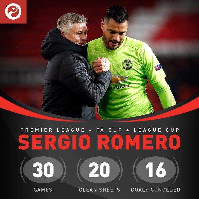 Phải thế nào Romero mới được bắt chính tại Man Utd? - Bóng Đá