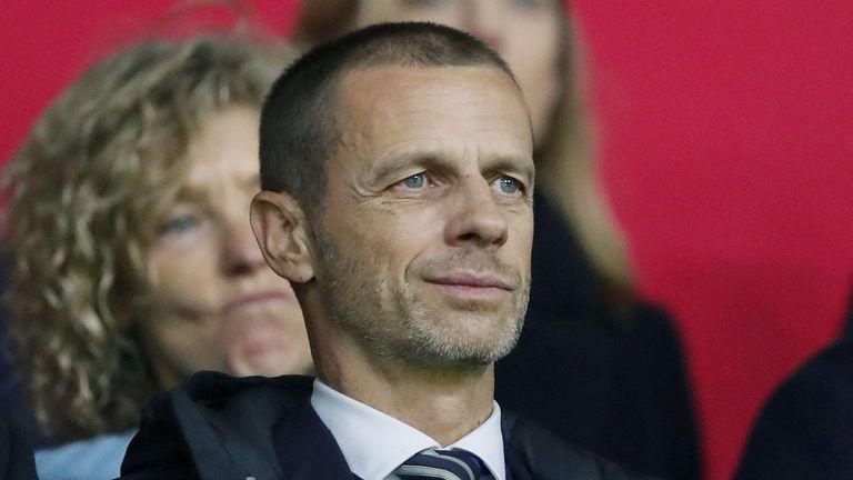 UEFA lên tiếng, Liverpool coi như đã vô địch? - Bóng Đá