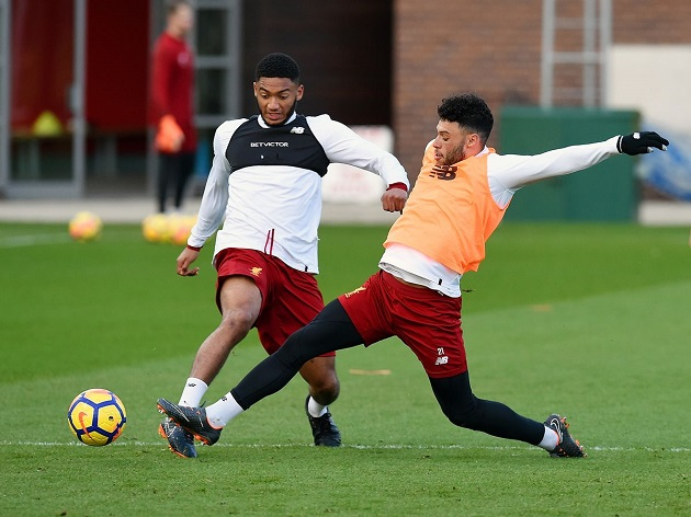 The forgotten Liverpool man who faces a battle for his Anfield future this summer - Bóng Đá