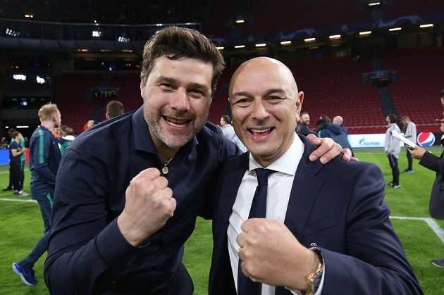 Tottenham to use Man United's methods to deal with £600m debt - Bóng Đá