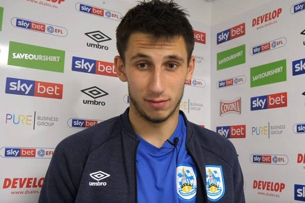 Reds loanee at Huddersfield Grabara admits Terriers results are something he's not used to - Bóng Đá