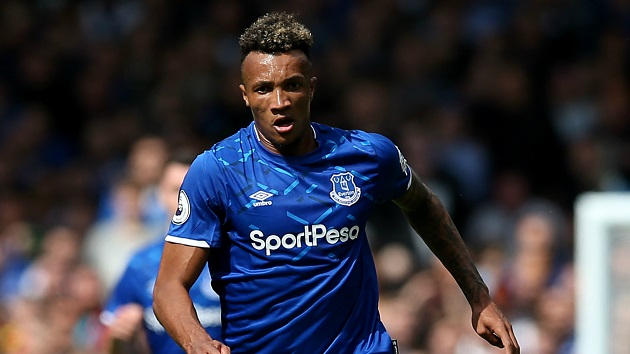 Everton Confirm 'Significant' Injury to Jean-Philippe Gbamin After New Signing Misses Villa Loss - Bóng Đá