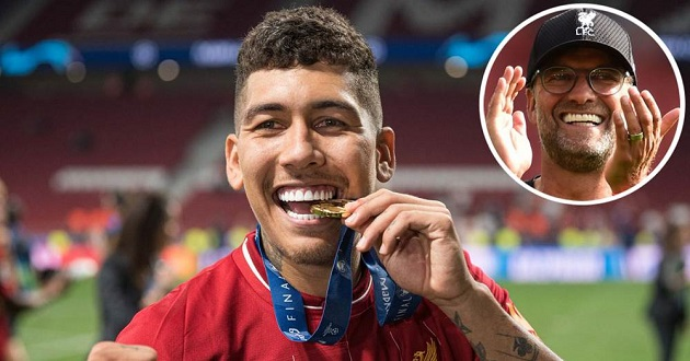 Klopp explains why Bobby Firmino is truly one of a kind - Bóng Đá