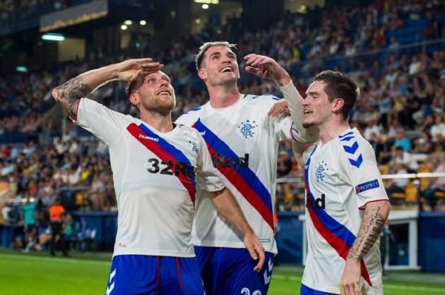 Ryan Kent's former teammate backs him to better Hazard and Dybala in Rangers shirt - Bóng Đá