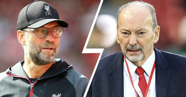 Peter Moore: 'Even when you've lost, Klopp makes you think there's brighter sunshine ahead' - Bóng Đá