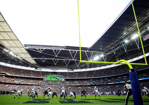 Tottenham Hotspur Stadium set to host first ever NFL game this weekend - Bóng Đá