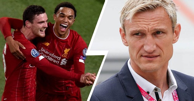 Sami Hyypia opens up on what worries him the most in Klopp's side - surprisingly, it's fullbacks - Bóng Đá