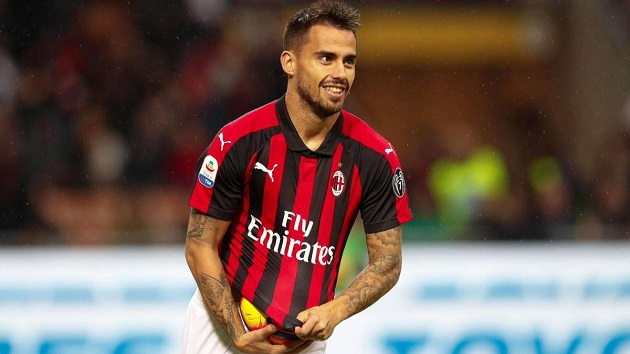 SUSO COULD LEAVE MILAN IN JANUARY, WEST HAM MENTIONED - Bóng Đá