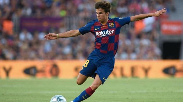 Tottenham very close to signing Barca youngster Riqui Puig - Bóng Đá