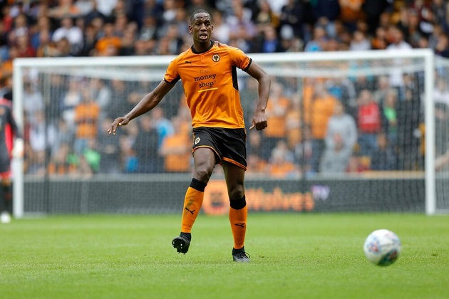 Wolves aim to tie Willy Boly down to a new deal with Champions League sides targeting move for defender - Bóng Đá