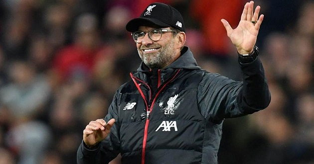 Klopp explains what he requires from young players vs Arsenal - Bóng Đá