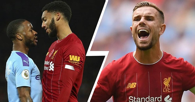 Henderson's role in defusing Sterling-Gomez situation revealed - Bóng Đá