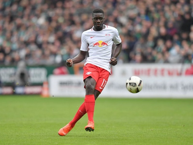 Report: Tottenham eyeing deal for Leipzig contract rebel Dayot Upamecano - Bóng Đá