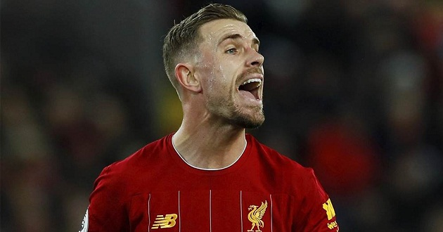 Henderson reaches another Liverpool milestone, joins elite club of Hyypia, Gerrard and Carragher - Bóng Đá
