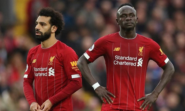 Eto'o assesses Salah and Mane's chances for African Player of the Year title - Bóng Đá