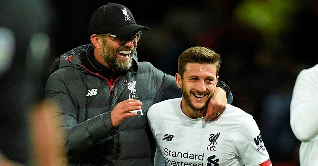 Klopp delivers Liverpool's stance on incoming transfers and Lallana's future - Bóng Đá