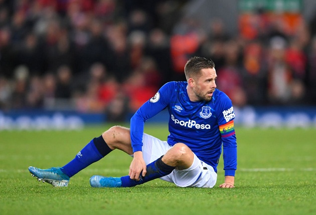 Exclusive: Ancelotti to listen to offers for Everton £45m man after horror display (Gylfi Sigurdsson) - Bóng Đá