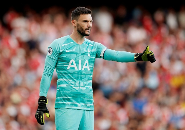 Hugo Lloris Close to Returning to Full Tottenham Training - Bóng Đá
